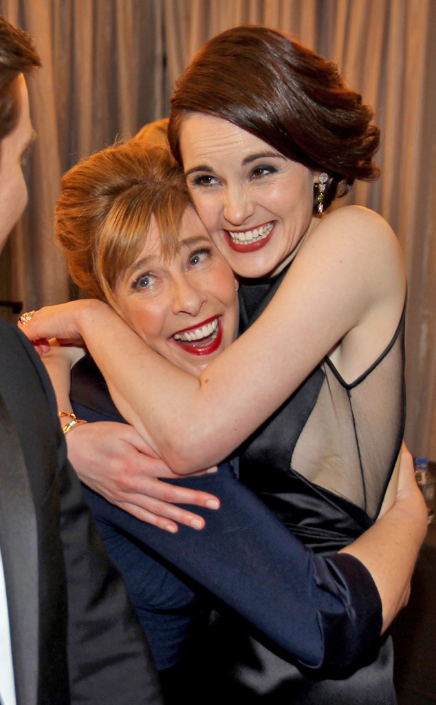 Phyllis Logan, Michelle Dockery