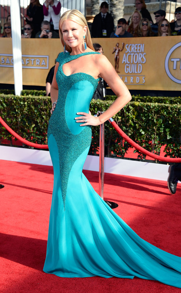 Nancy O'Dell, SAG Arrivals