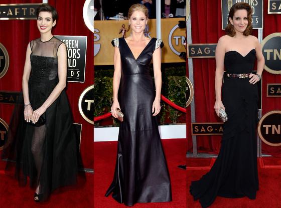 Anne Hathaway, Julie Bowen, Tina Fey