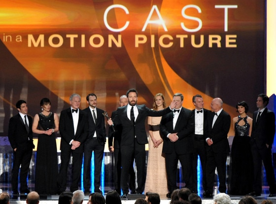 Argo Cast, Winner, SAG Awards
