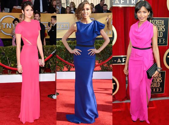 Best Dressed, Nina Dobrev, Giuliana Rancic, Freida Pinto