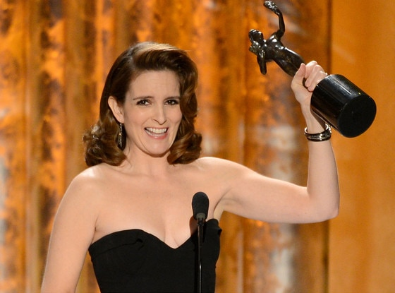 Tina Fey, Winner, SAG Awards