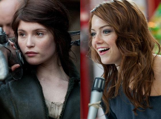 Gemma Arterton, Hansel & Gretel Witch Hunters, Emma Stone, Movie 43