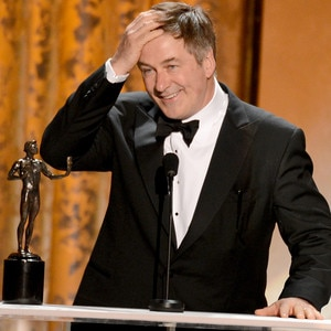 Alec Baldwin, Winner, SAG Awards