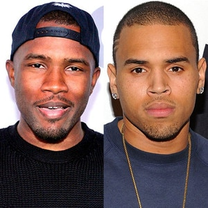 Frank Ocean, Chris Brown