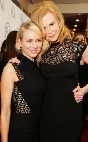 Naomi Watts, Nicole Kidman