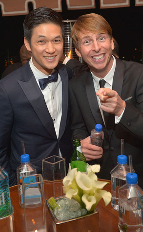 Harry Shum Jr., Jack McBrayer