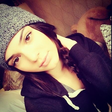 Kendall Jenner, Instagram