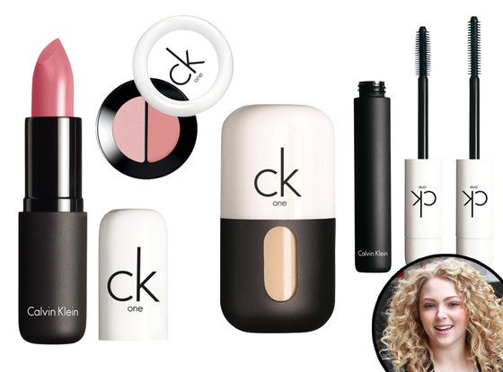Obsessions: CK One Makeup, Anna Sophia Robb