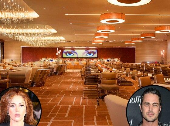 Andrea's restaurant, Taylor Kinney, Lady Gaga