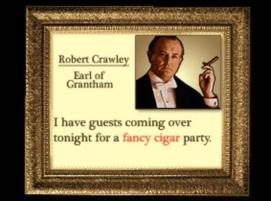 Downton Abbey Video Game