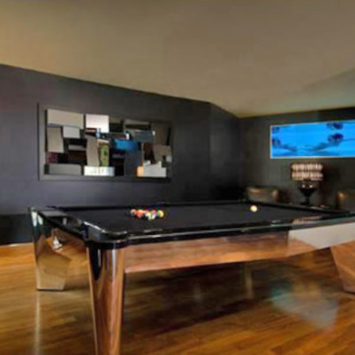 Tyler Perry, Billiards Room