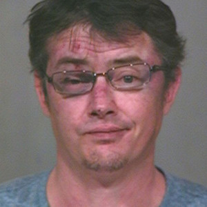 Jason London Mug shot