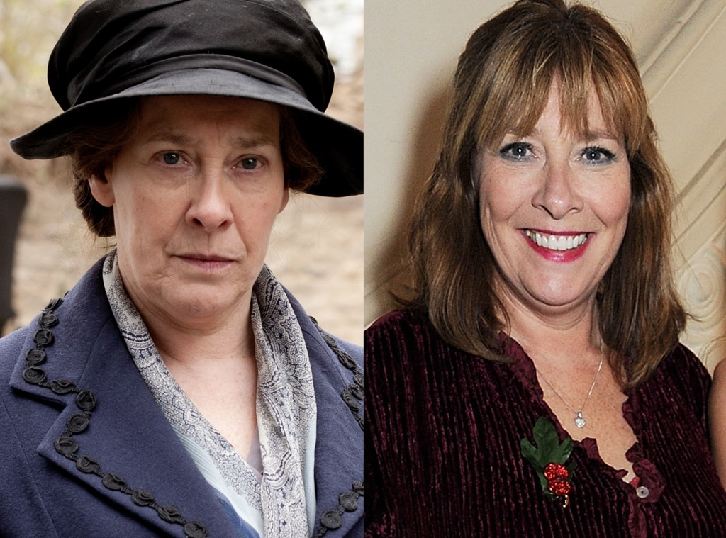 Phyllis Logan, Downton Abbey