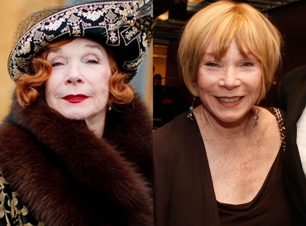 Shirley MacLaine, Downton Abbey