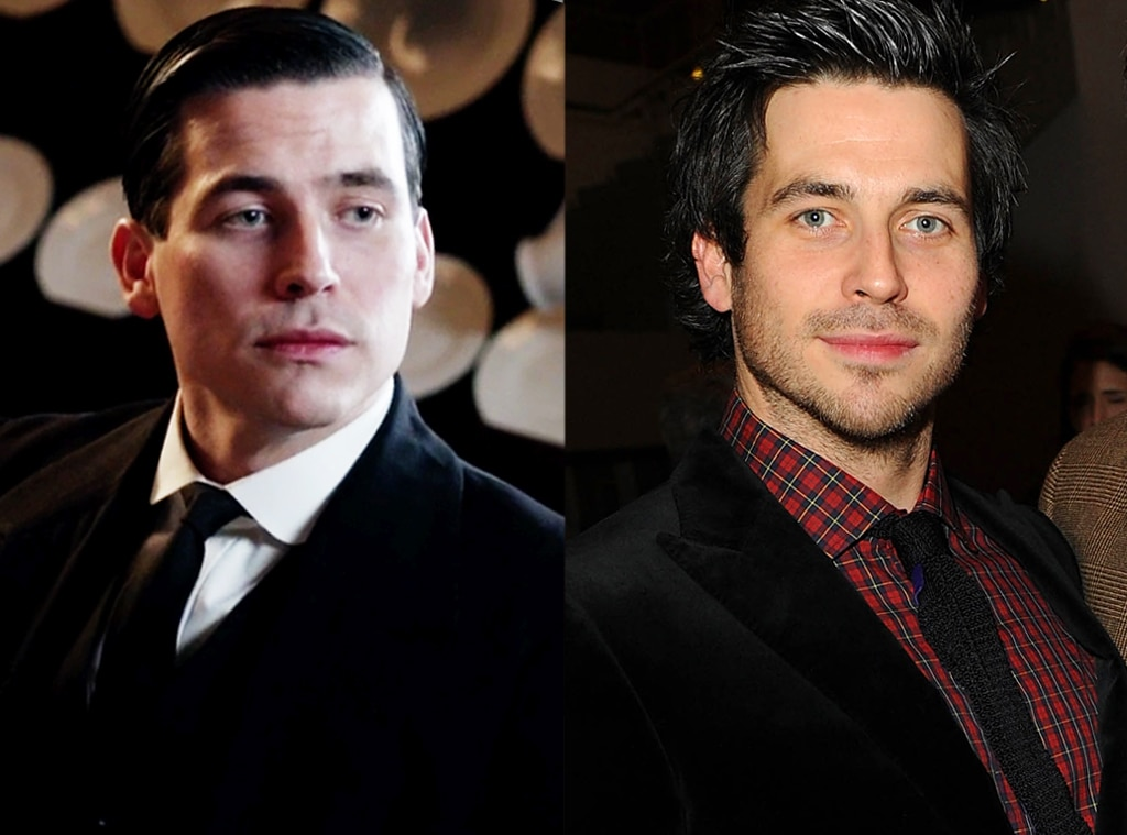 Rob-James Collier, Downton Abbey