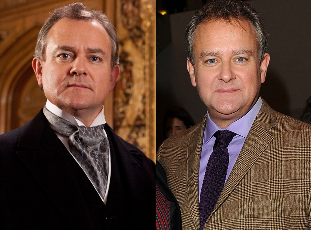 Hugh Bonneville as The Earl of Grantham from Downton Abbey ...