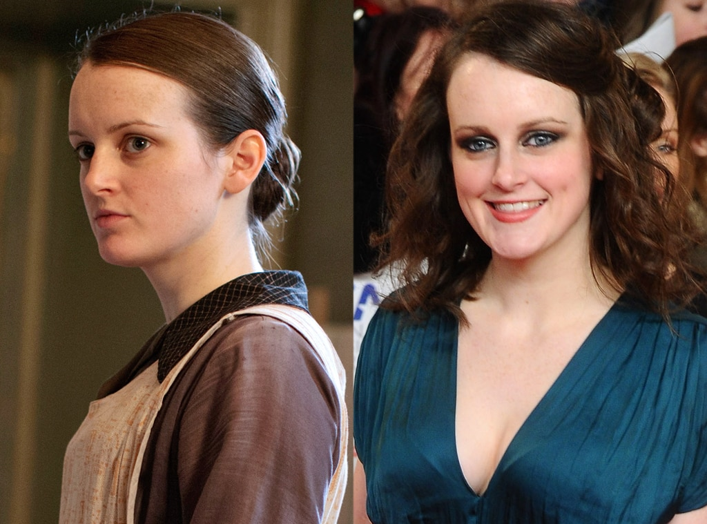 Sophie McShera, Downton Abbey