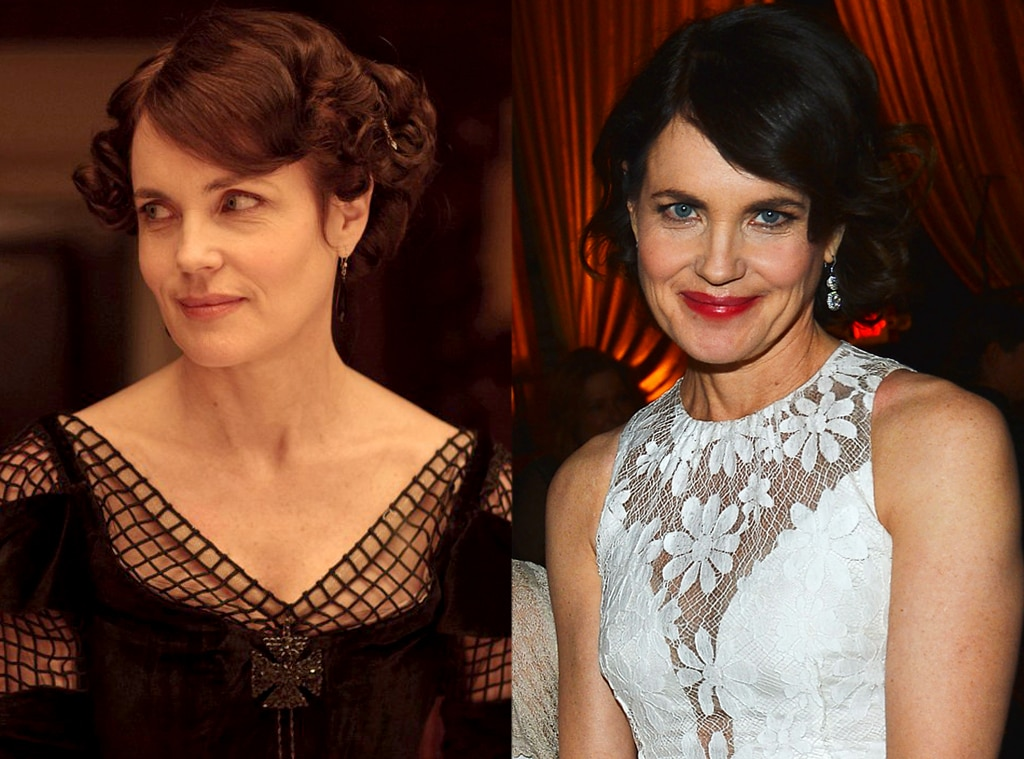 Elizabeth McGovern, Downton Abbey