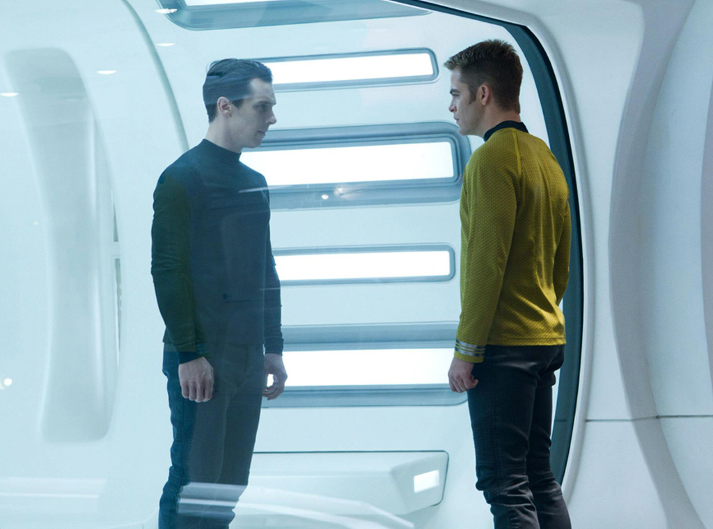 Star Trek Into Darkness Movie Stills