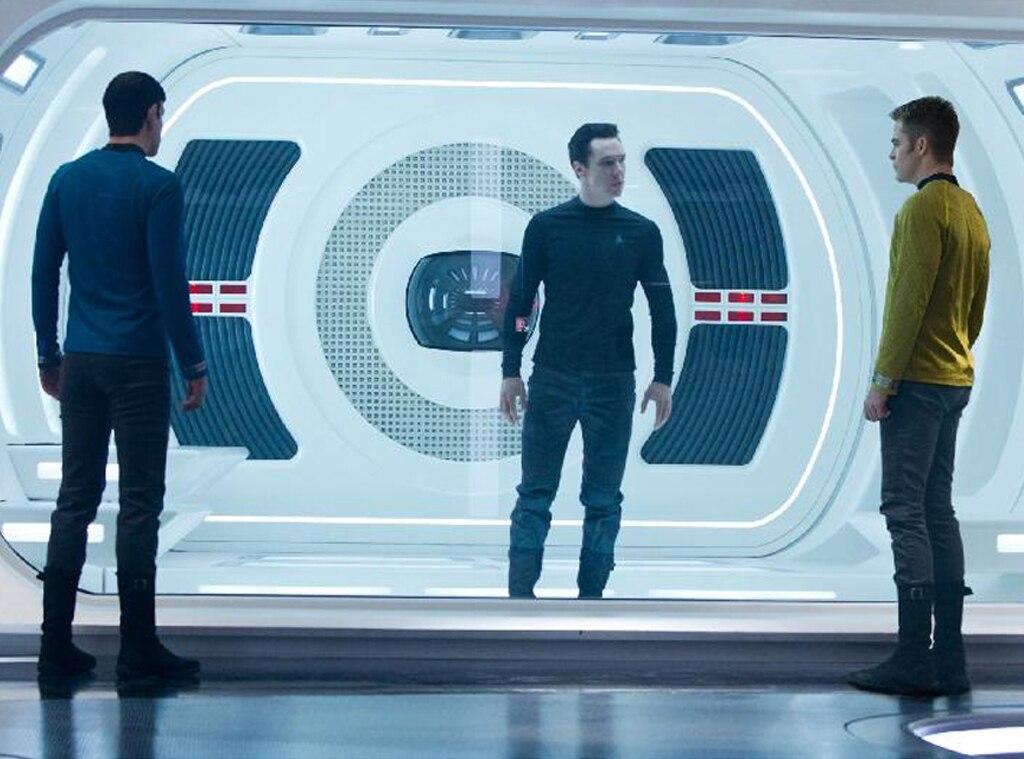 Star Trek Into Darkness Movie Stills