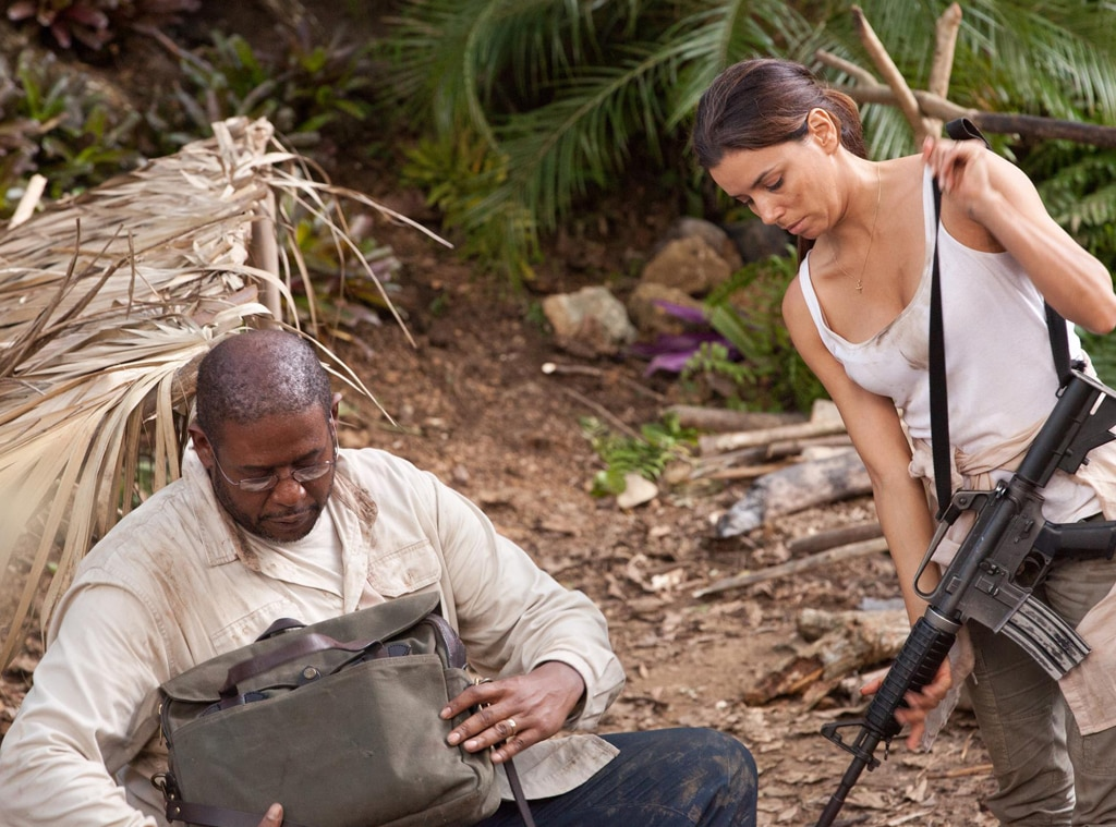 Forest Whitaker, Eva Longoria, A Dark Truth