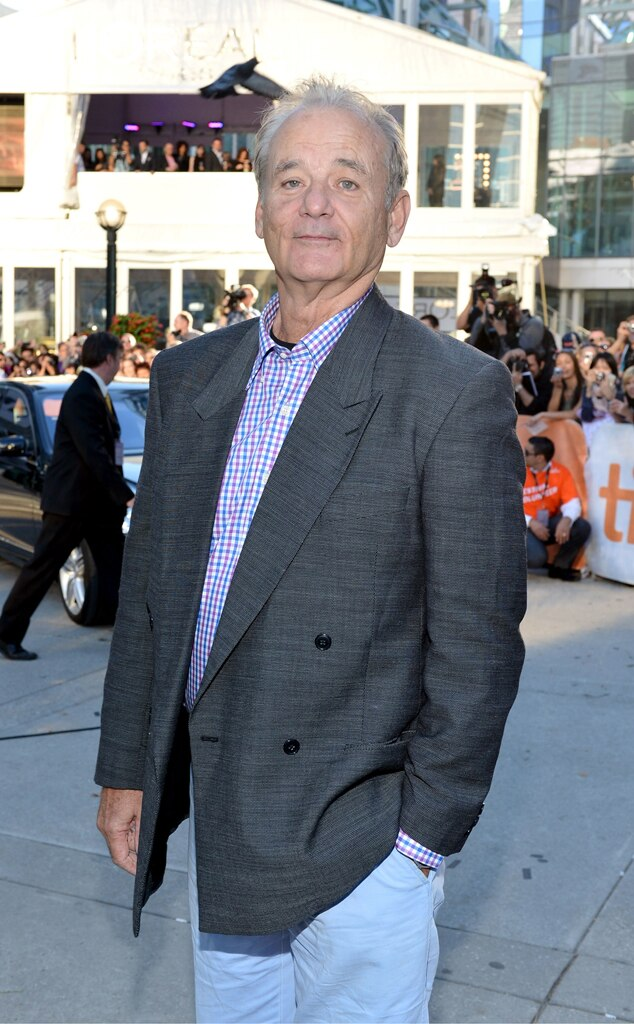 Bill Murray, Best Actor Noms