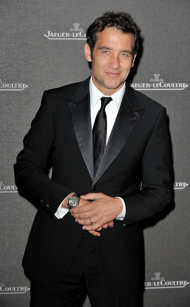 Clive owen, Best Actor Noms