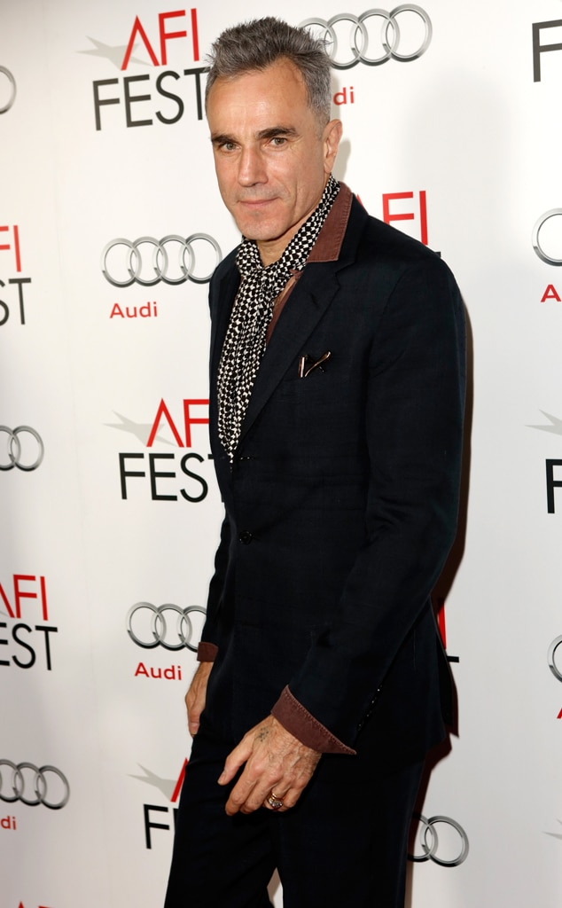 Daniel Day-Lewis, Best Actor Noms