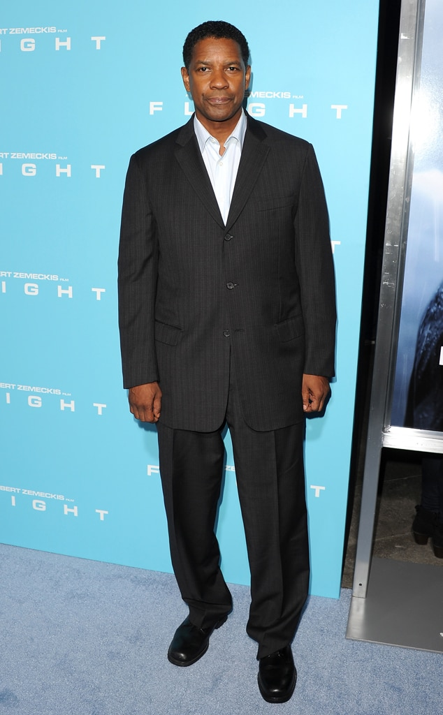 Denzel Washington, Best Actor Noms