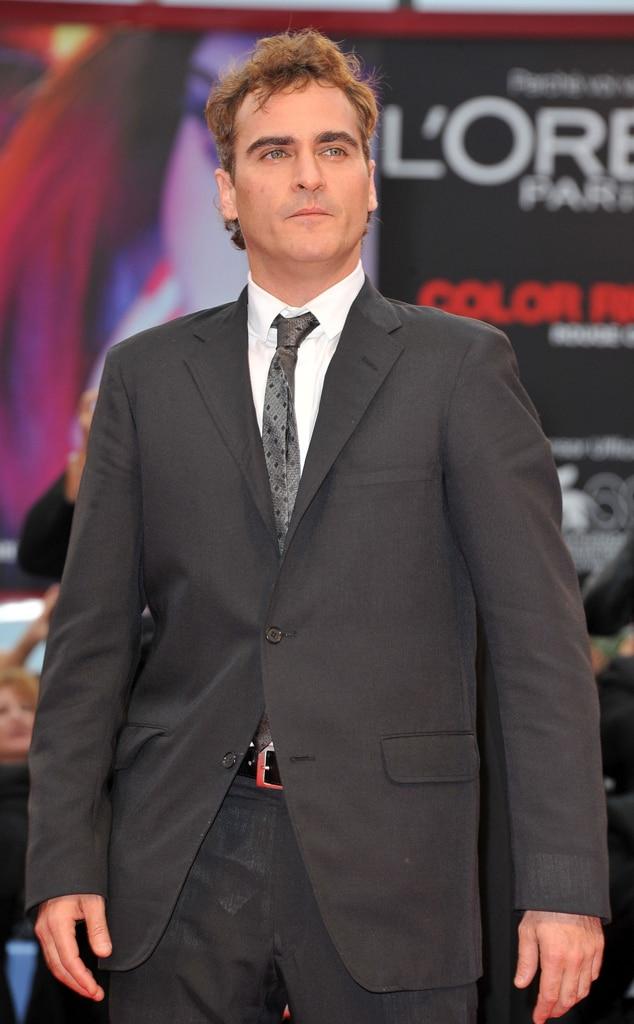 Joaqui Phoenix, Best Actor Noms