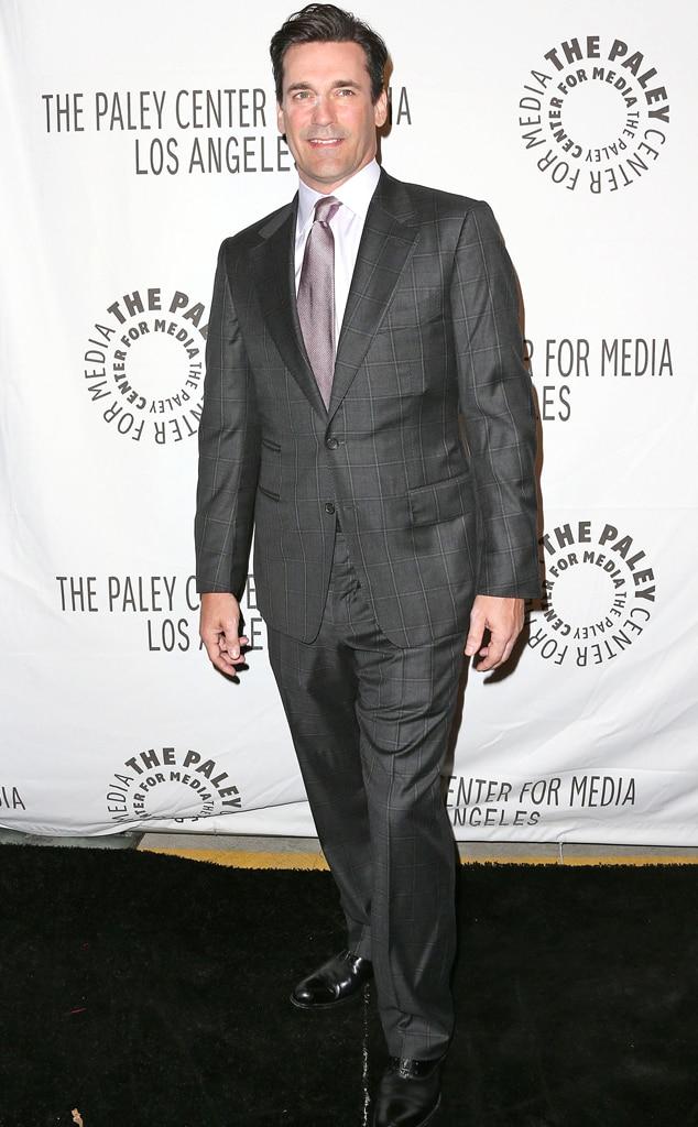 Jon Hamm, Best Actor Noms