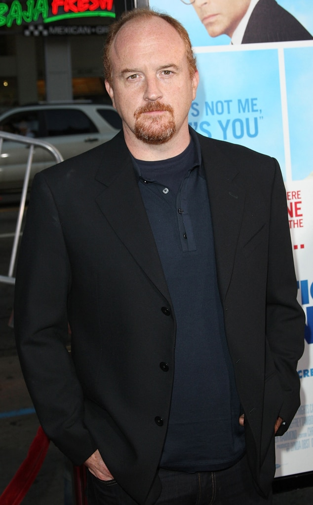 Louis C.K., Best Actor Noms