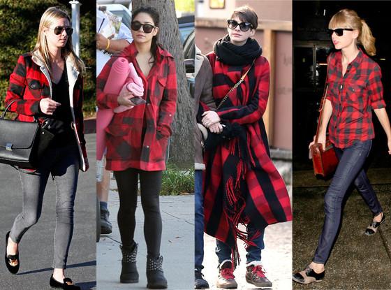 Anne Hathaway, Nicky Hilton, Taylor Swift, Vanessa Hudgens