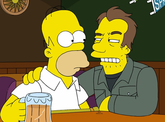 Tom Waits, The Simpsons