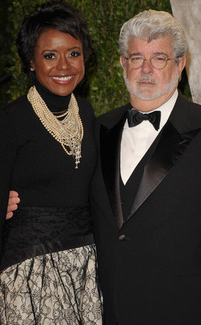 Mellody Hobson, George Lucas