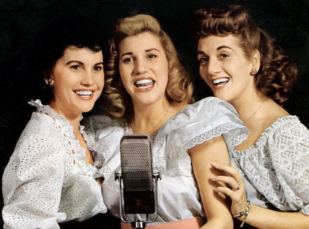 The Andrews Sisters, Maxene Andrews, Patty Andrews, LaVerne Andrews