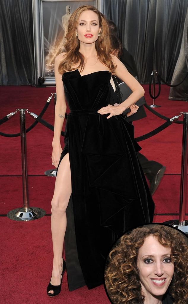 Angelina Jolie, Jen Rade
