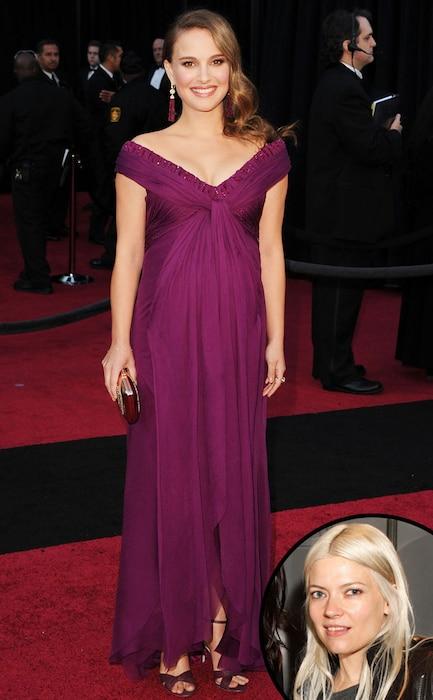 Natalie Portman, Kate Young