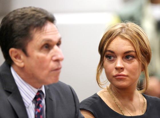 Lindsay Lohan, Mark Heller