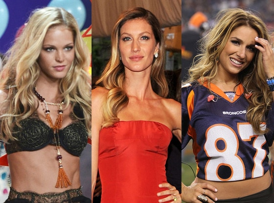 Erin Heatherton, Gisele Bundchen, Jessie James