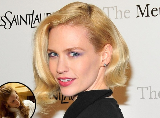 January Jones, Katey Denno