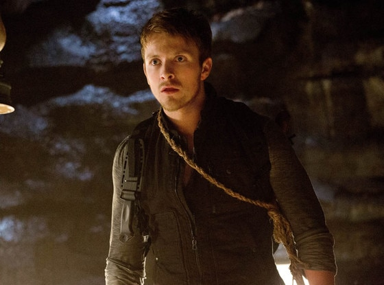The Vampire Diaries, Charlie Bewley