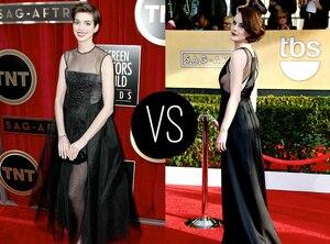 Anne Hathaway, Michelle Dockery