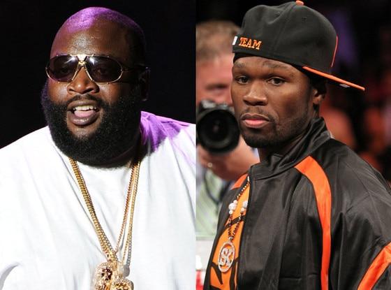 Rick Ross, 50 Cent