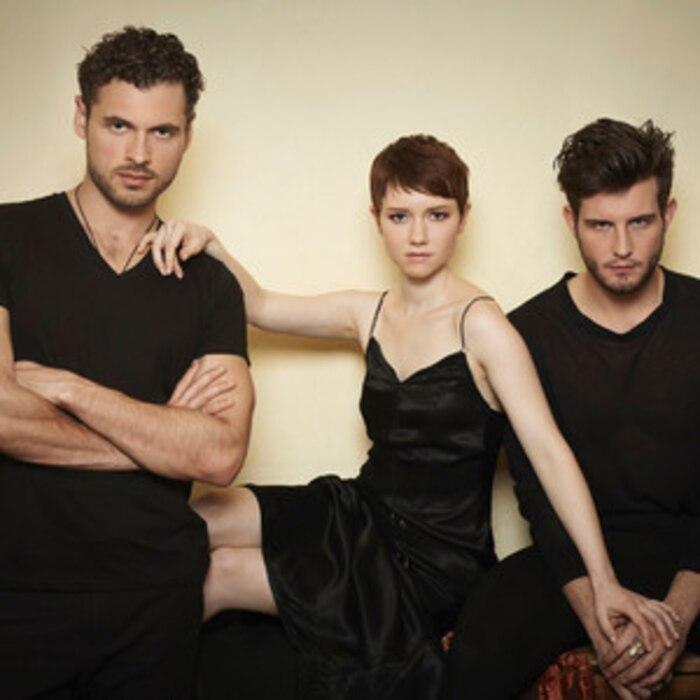 THE FOLLOWING, Nico Tortorella, Adan Canto, Valorie Curry