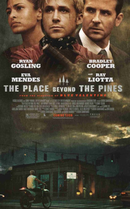 Ryan Gosling, Bradley Cooper, The Place Beyond the Pines