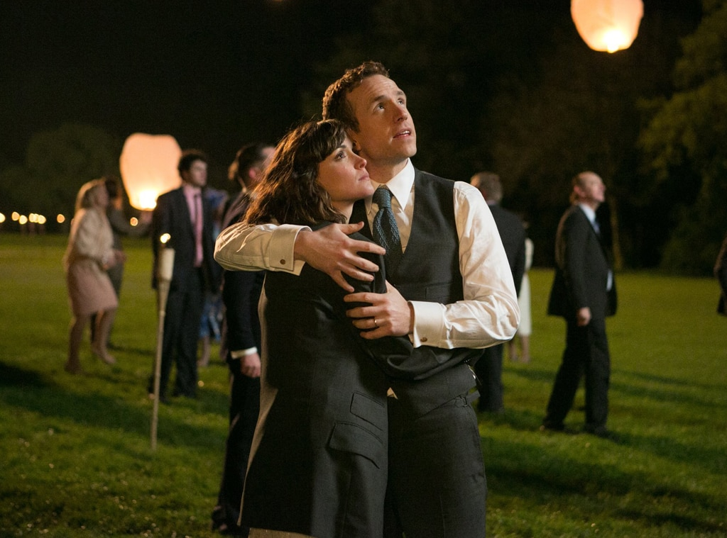 I Give it a Year, Rose Byrne, Rafe Spall