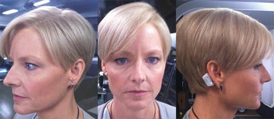 Jodie Foster Elysium Hair