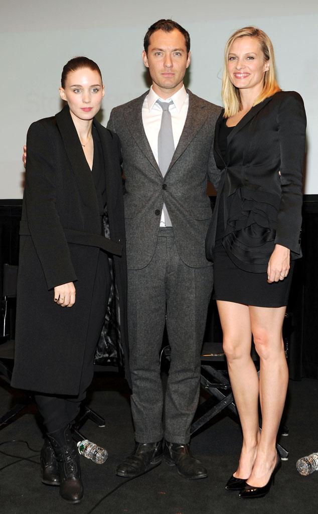 Rooney Mara, Jude Law, Vinessa Shaw